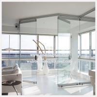 Wholesale Clear Glass Partition for office from china suppliers