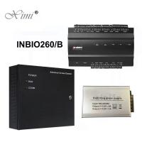 Wholesale Fingerprint Access Control Board Inbio260 Access Controller Panel With Power Protect Box from china suppliers