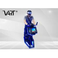 Buy cheap Funny VR Sports Virtual Reality Gym Equipment Body Strong Fitness VR Bicycle from wholesalers