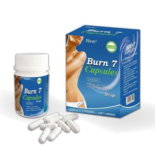 New Slimming Pills Burn 7 Slimming Capsules (A) of item ...
