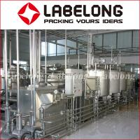 Wholesale 8000BPH Automatic Bottle Packing Machine 2000-10000L SUS304 PLC Control from china suppliers