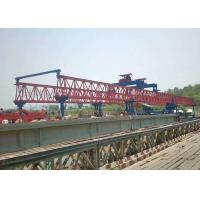 Wholesale Beam Launching Crane Bridge Erection 600 Ton For Lifting Girder High Speed from china suppliers