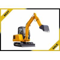 Wholesale 25.2kw 4.2 Tonne Construction Equipment Excavator Easy Transporation Extendable Chassi from china suppliers