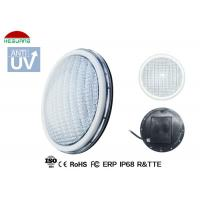 Wholesale Ultra Flat IP68 LED Pool Light 2 Wires Out RGB 17W Synchronous Control from china suppliers