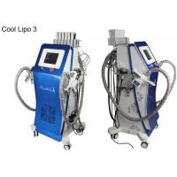 Wholesale 36Khz - 40Khz Cavitation Laser Lipo Equipment / Cellulite Reduction Body Contouring Machine from china suppliers