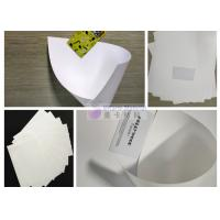 China Scratch Resistance White Clear Polycarbonate Sheet For PC Card Production on sale