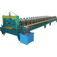 Wholesale High Speed Roof Panel Roll Forming Machine With Chain Drive PLC Control from china suppliers