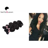 Buy cheap 10 Inch - 30 Inch 6A 22 Inch Human Hair Extensions , Brazilian Body Wave Hair Bundles from Wholesalers