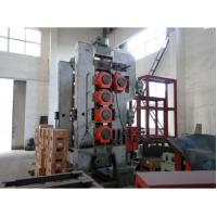 Wholesale 5 Roll Calender PVC Plastic Transparent Color Rigid Film Sheet Extruder Machine from china suppliers