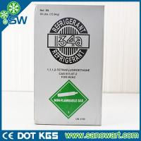 Wholesale Gas R134A with good price HFC 134a refrigerant from china suppliers