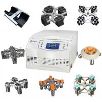 Buy cheap Professional Large Capacity Centrifuge / BT5 Benchtop Multi Pipe Centrifuge from wholesalers