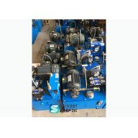 Buy cheap Continuous Hydraulic Plastic Extrusion Screen Changer 10L-58 L/Min Rated Flow from wholesalers