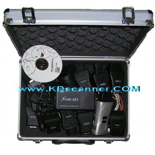 Quality XCAR-431 Scanner,Diagnostic scanner,auto parts,Maintenanc,Diagnosis,x431 ds708 for sale