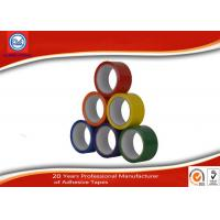China Acrylic Adhesive Coloured BOPP Packing Tape , Carton Sealing Tape on sale