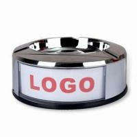 Wholesale Rotating-ashtray with 3 AA Batteries from china suppliers
