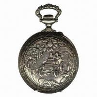 China Durable Antique Pocket Watch, Can be Used for Long Time, Various Designs are Available on sale