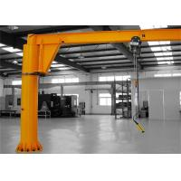 Wholesale Workshop Hoist Cantilever Swing Arm Jib Crane Customized Color 2 Years Warranty from china suppliers