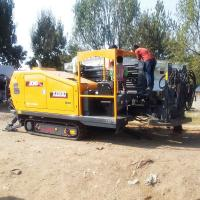 China 97KW power engine Horizontal Directional Drilling Rigs , Comfortable Hdd Rig on sale