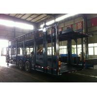 Wholesale Auto Transport Commercial Car Carrier Trailer 8 Cars 8 Piece Leaf Spring Double Decker from china suppliers