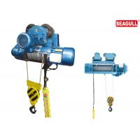 Buy cheap CE 3 Phase Electric Chain Hoist wire rope hoist electric chain fall 60hz capacity 30 ton from Wholesalers