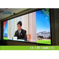 China High Pixel P2 HD Indoor Full Color LED Screen Dustproof / Dampproof For Conference on sale