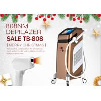 Buy cheap 3 Wavelengths epilation 808nm Diode Laser Permanent Hair Removal Machine 10,000 from wholesalers