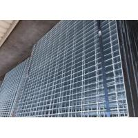 Wholesale Professional Galvanized Metal Grating 1 - 12m Length Custom For Walkway / Traffic from china suppliers