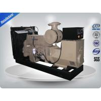 Wholesale 3 Phase Genset With Cummins Disel Engine / Industrial Open Diesel Generator from china suppliers