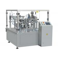 Wholesale Preformed Bag Waterproof Premade Pouch Machine 1.5Kw Power Soy Sauce / Rice Vinegar from china suppliers