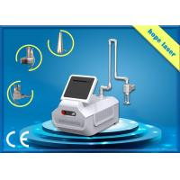 Wholesale Large Lcd Color Touch Screen Co2 Fractional Laser Machine Pigmenation Removal from china suppliers