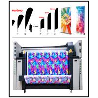 Wholesale High Resolution Textile Digital Printing Machine 2.2m Panel from china suppliers
