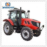 Wholesale 100hp 110hp 120hp 130hp 140hp 150hp 4x4 Farm Tractors from china suppliers