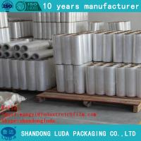 Wholesale FILM STRETCH Stretch film manual 17mic LLDPE clear strech film manual FOR SALE from china suppliers