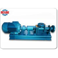 Wholesale Heavy Fuel Oil Three Spindle Screw Pump G Type Single Stage Explosion Protection from china suppliers