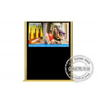 China Smart kiosk Digital Signage LCD Screen for VCD DAT / MP3 / JPG on sale