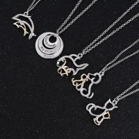 Wholesale Thin chain 925 sterling  silver vaiours animals shape design necklace for girls from china suppliers