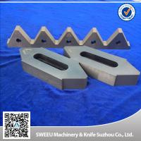 Wholesale Cr12Mov Material Plastic Granulator Blades For Copper Cables High Toughness from china suppliers