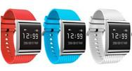 Buy cheap Bracelet, LCD display, Blood pressure,Heart rate,Blood oxygen Bluetooth low energy etc. from Wholesalers