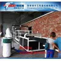 Wholesale Flat to pitched , Eco , recyclable , easy installation PVC antique roof sheet machine from china suppliers