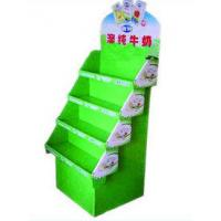 Wholesale Light Duty 5 Layer POP Cardboard Displays With 30kg Capacity For Supermarket / Store from china suppliers