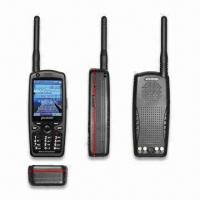 Wholesale GSM Mobile Phones with Walkie Talkie and 850, 900, 1,800 and 1,900MHz Network System from china suppliers
