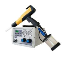 China Good price Lab test portable powder coating cup gun system for industrial JH-606C on sale