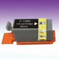 Wholesale Ink Cartridge, Compatible for BCI-15BK, with 5.7mL Ink Volume from china suppliers