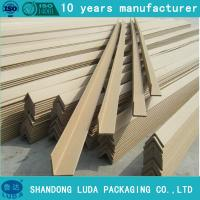 Wholesale Our company supplys paper protector coner boards for pallets,paper edge protector from china suppliers