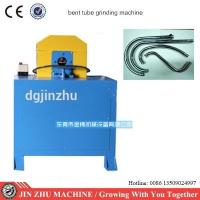 Wholesale Bent Tube Buffing Machine , Round Bar Polishing Machine Manual Control from china suppliers