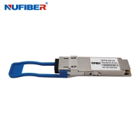 Buy cheap compatible Huawei 100G QSFP28 LR4 20KM LC receptacle DDM 1310nm Optical from wholesalers
