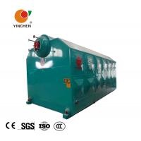 Wholesale Double Drum Biomass Fired Steam Boiler Coal Burning Steam Output 4-20 T/H SZL Series from china suppliers