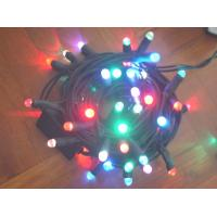 Wholesale 100pcs 0.15A 24v 7w / 10m Waterproor IP65 Color Changing Flashing Led Christmas Lights from china suppliers