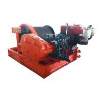 Wholesale 3 Ton Speedy Efficient Mechanical Construction Winch Diesel Engine Powered from china suppliers