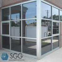 Buy cheap laminated tempered glass door 4+4mm 5+5mm 6+6mm 8+8mm from Wholesalers